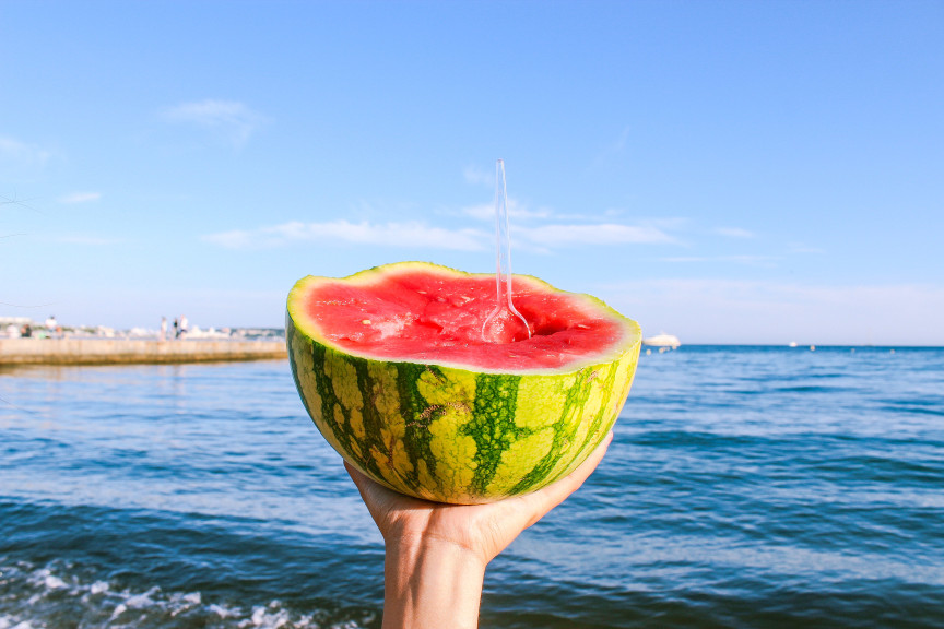 Best Place to Pick Up a Fresh Watermelon in the Summer