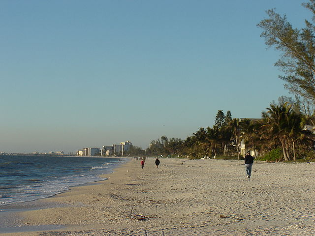 homes for sale on Bonita Beach