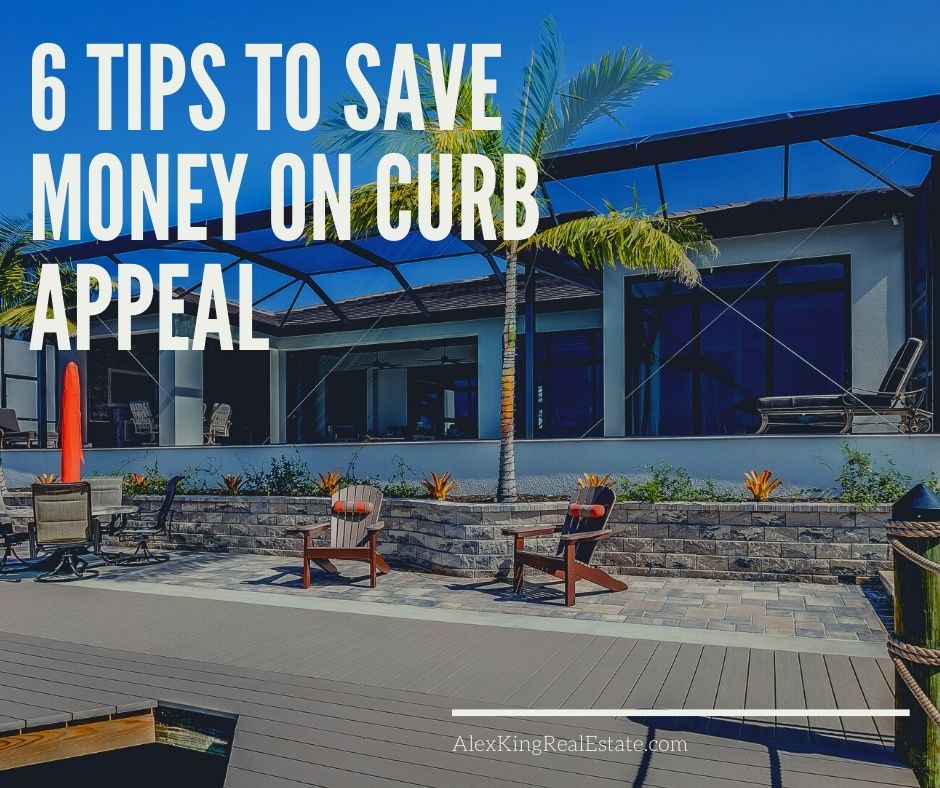6 Tips to Save Money on Curb Appeal