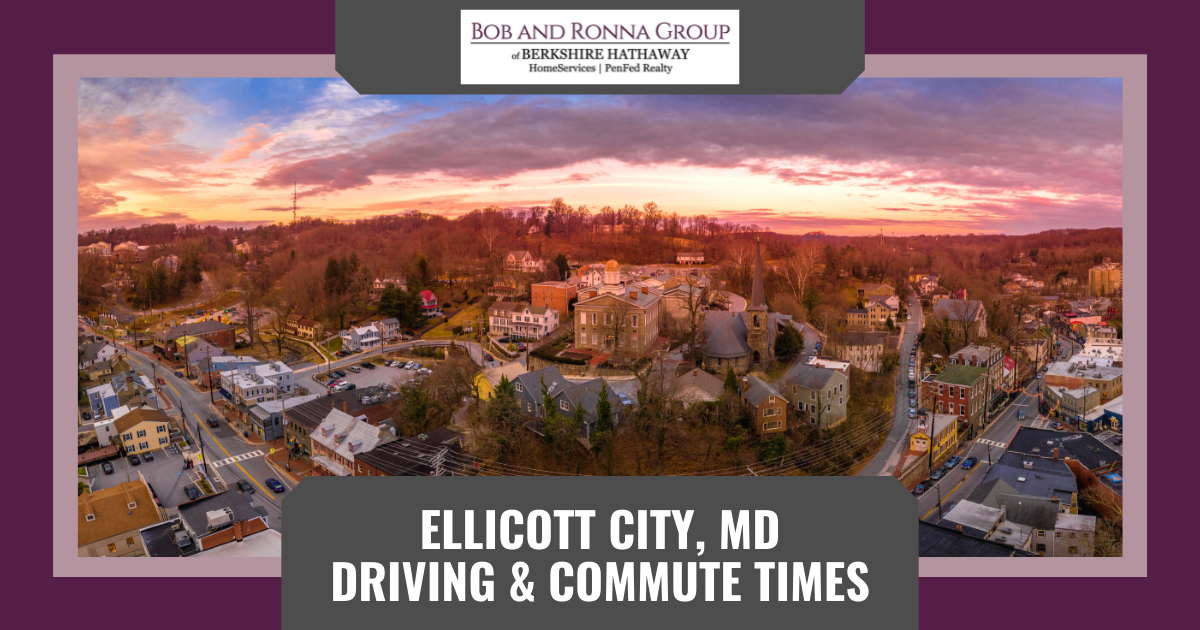 What to Know About Driving in Ellicott City