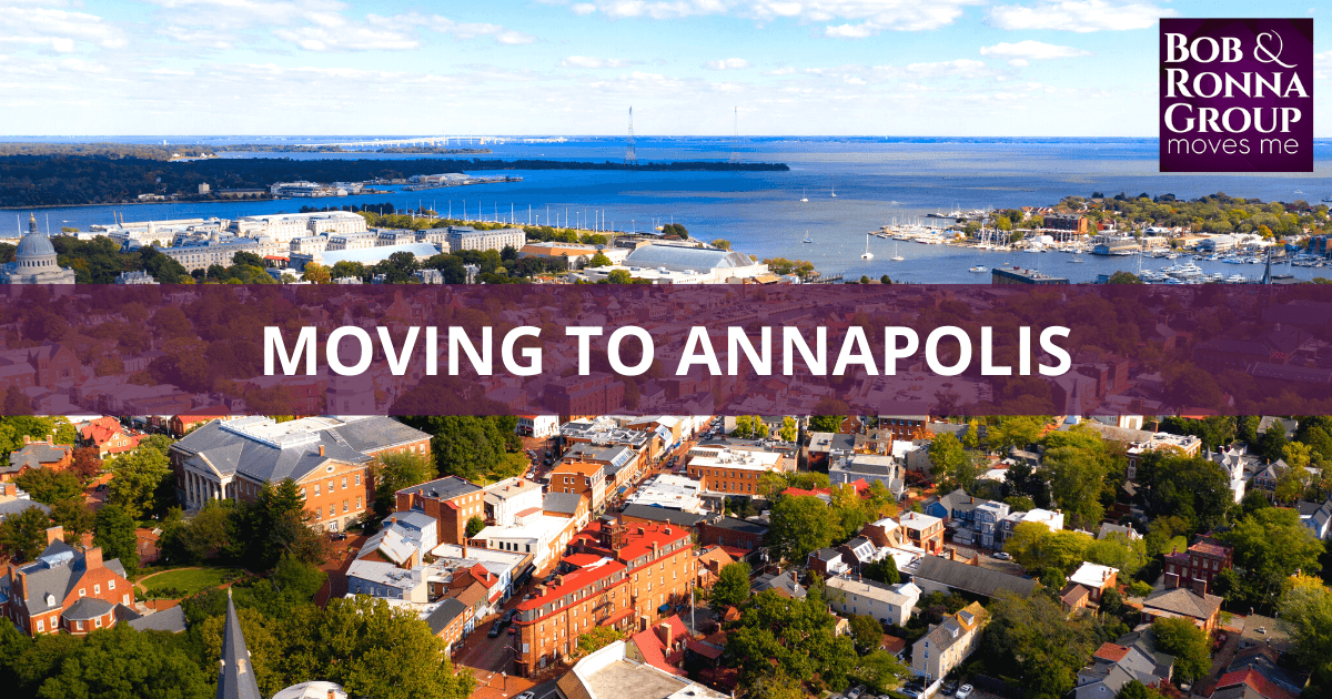 Moving to Annapolis, MD Living Guide