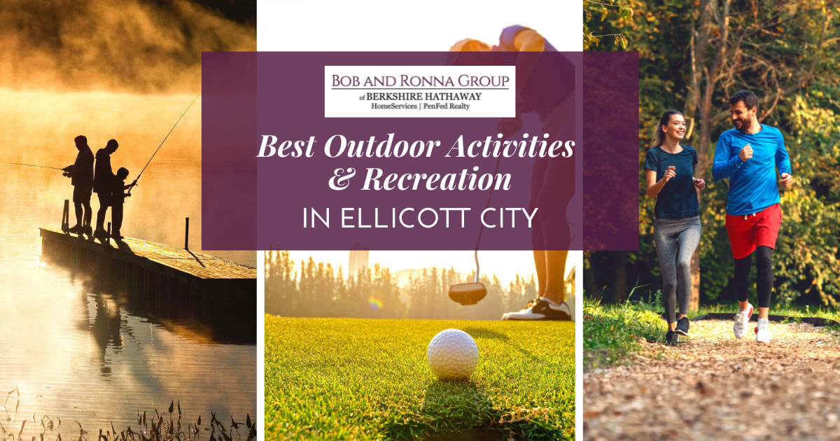 Best Outdoor Activities in Ellicott City