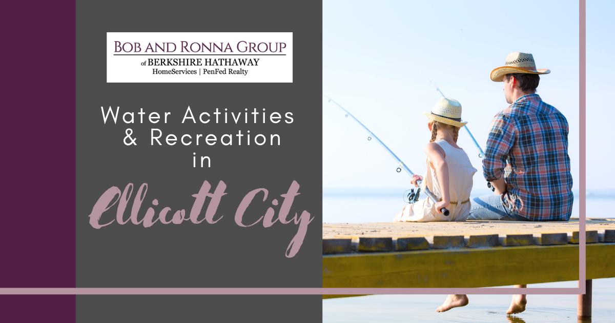 Best Water Activities in Ellicott City