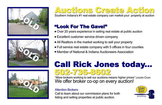 Auctions Create Action
