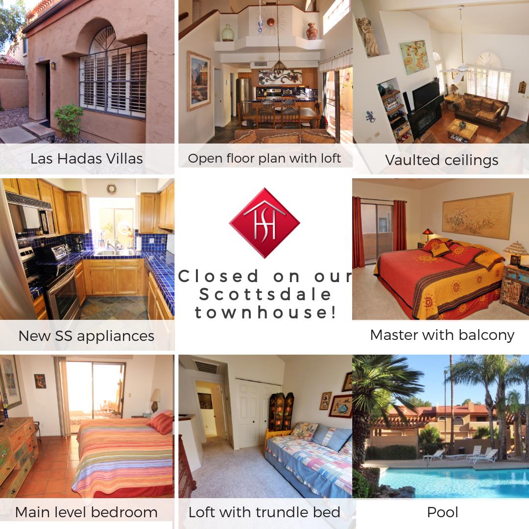las hadas villas scottsdale condo condominium for sale