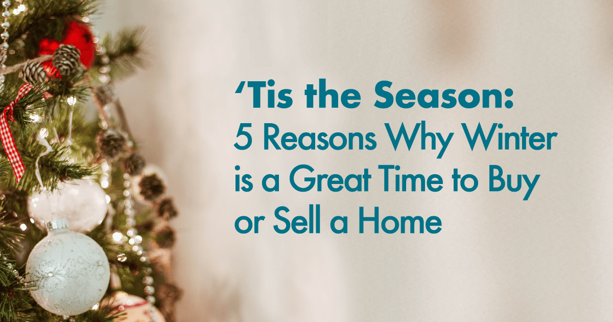 winter can be a great season to sell your scottsdale home