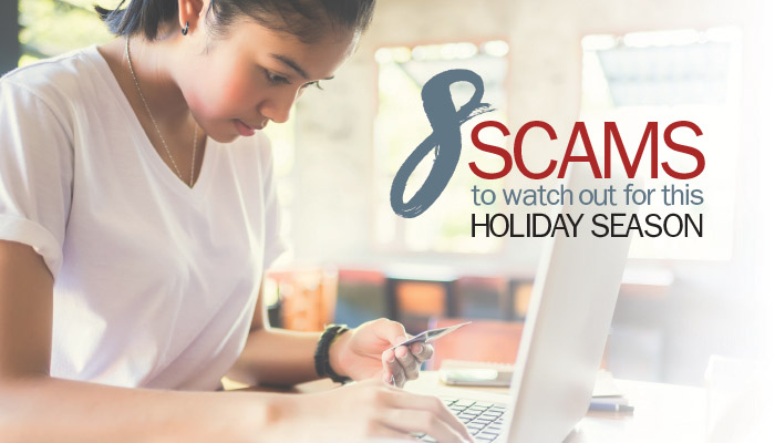 scams to look out for in scottsdale during the holiday season