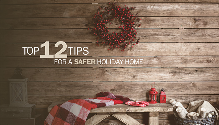 12 tips to keep your Scottsdale home safe for the holidays