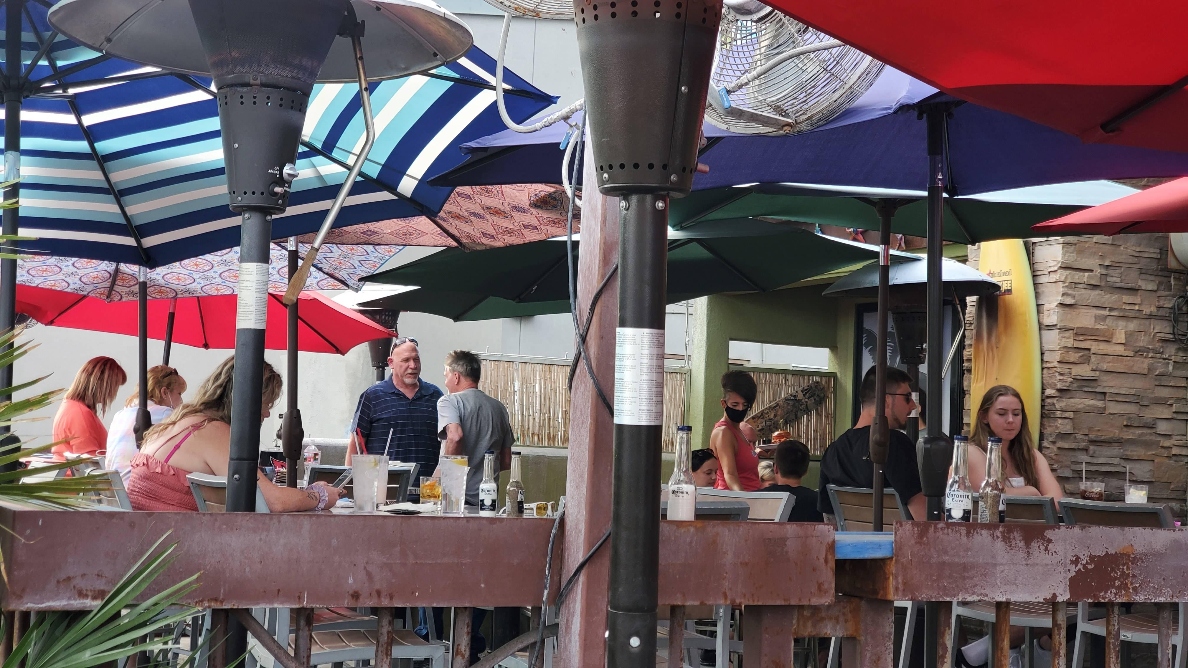 rehab burger patio in scottsdale arizona