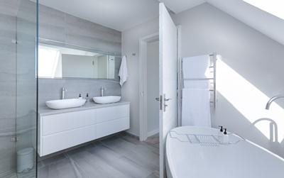 updated scottsdale home bathroom
