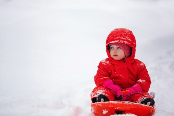 snowsuits and sledding in blue island il