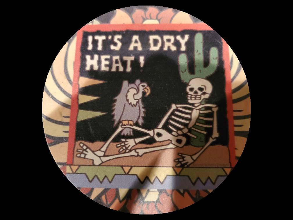 dry heat in scottsdale arizona