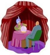 fortune teller predicting scottsdale real estate