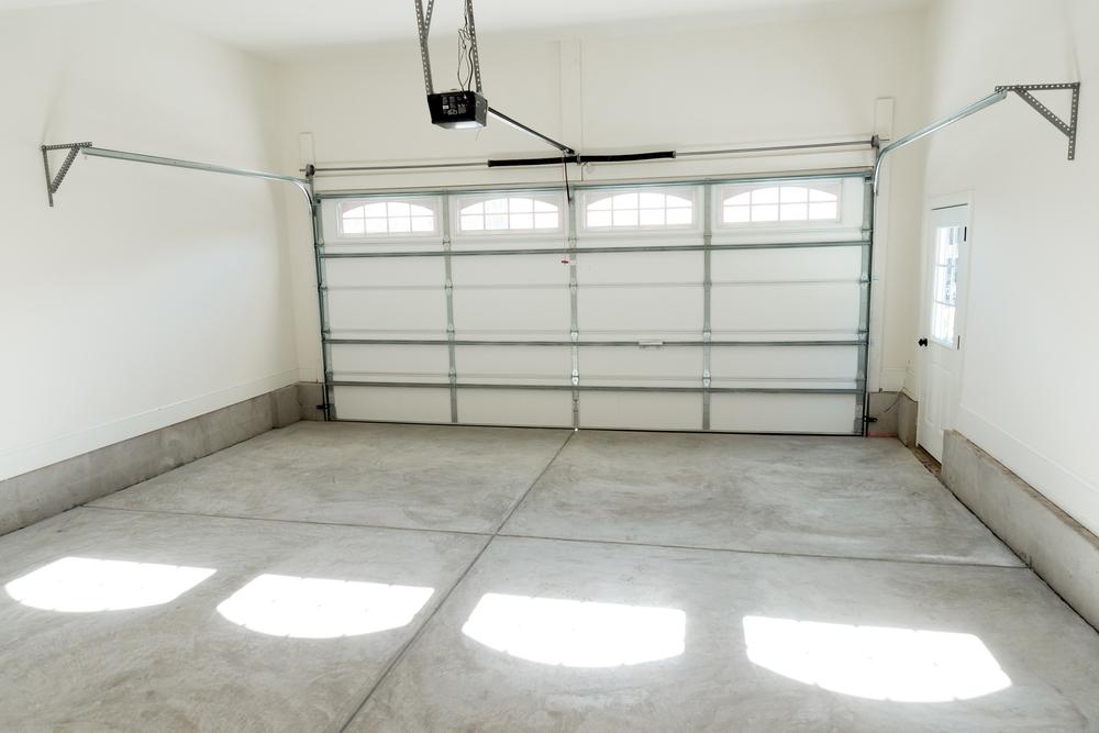 scottsdale garage door from the inside
