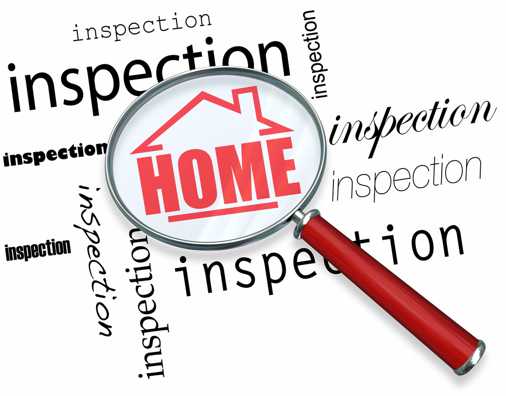 scottsdale home inspections magnifying glass