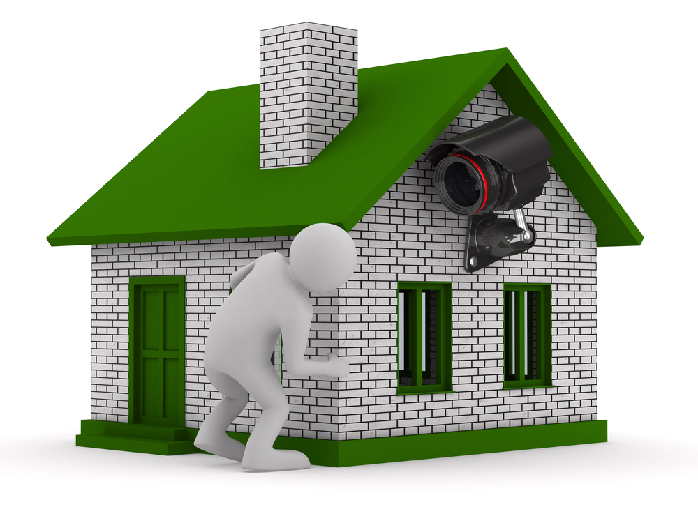 scottsdale home security camera