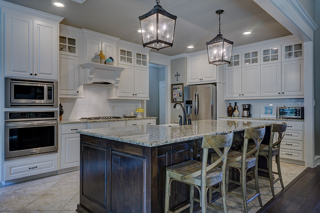 remodeled kitchen in a scottsdale home for sale