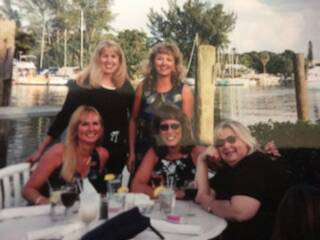 dining with friends in west palm beach florida