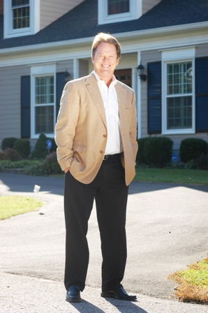 Mike Hall, Principal Owner & Broker | Red Edge Realty