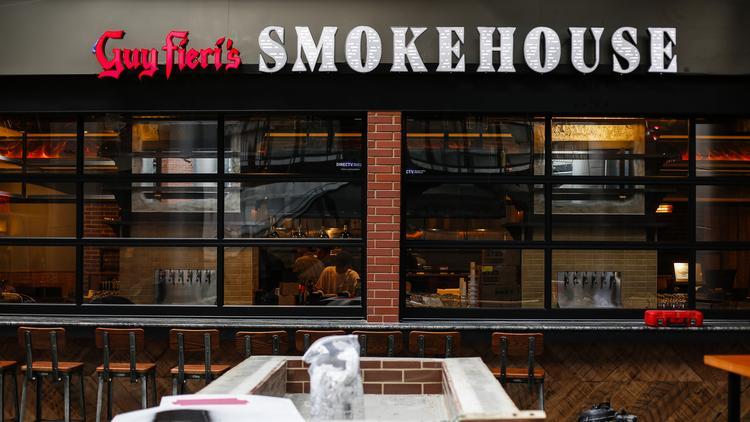 Guy Fieri Smokhouse Louisville