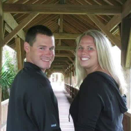 Scott and Rachel