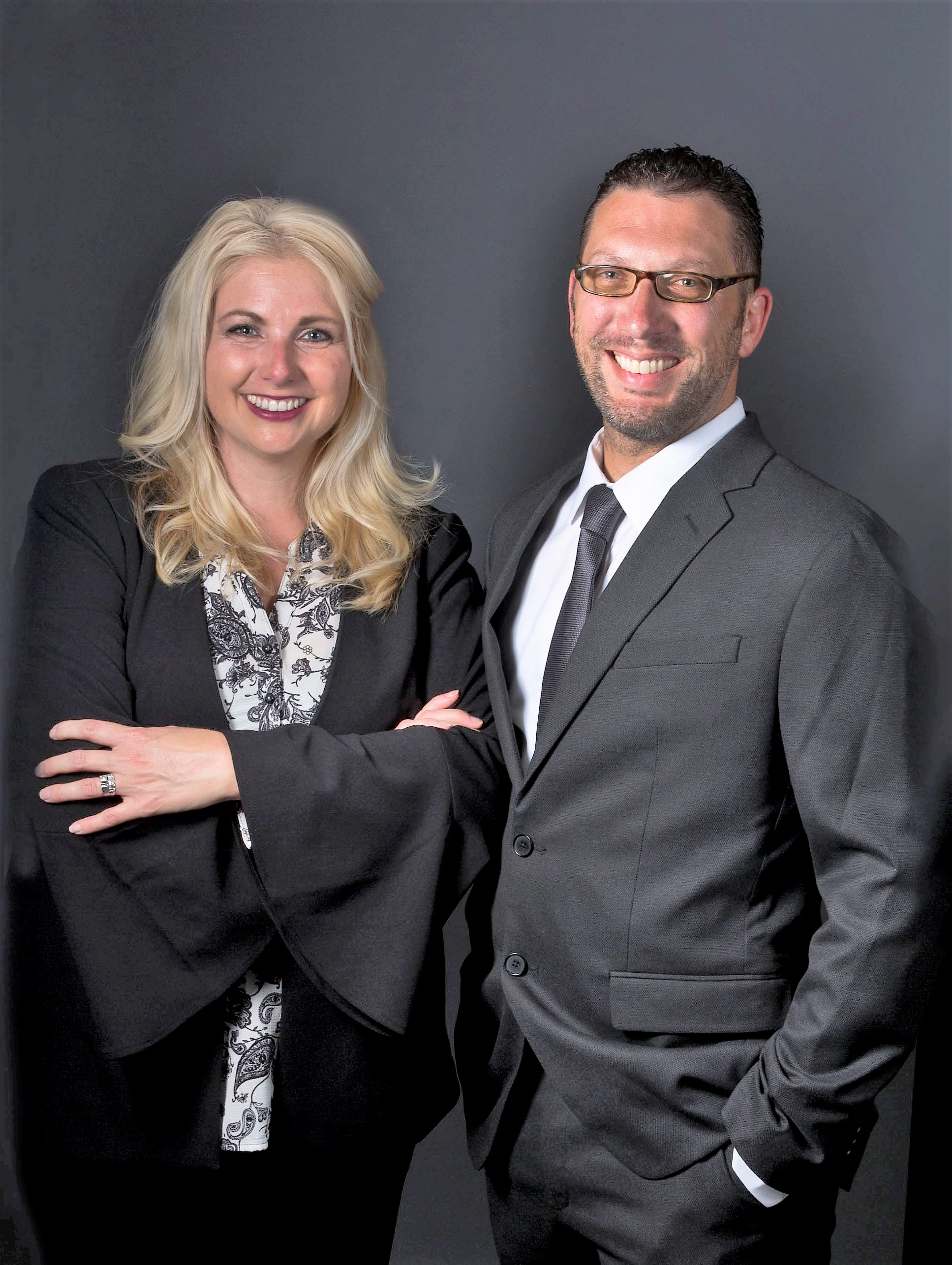 Wendi and BJ Cornell, Real Estate Agent Team
