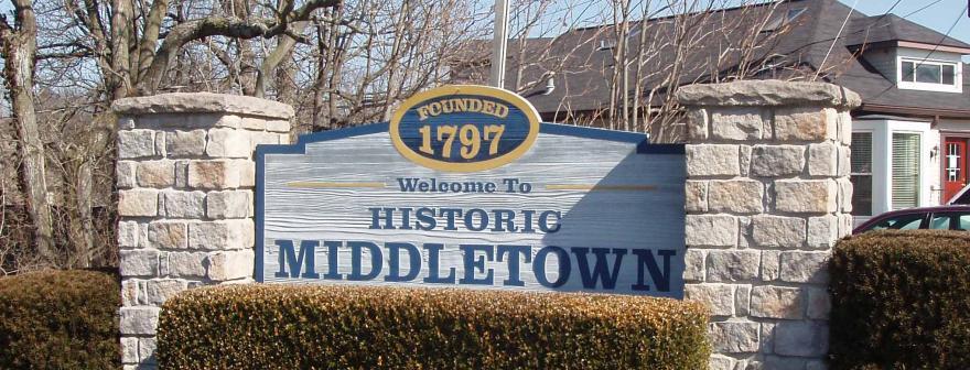 Middletown Ky sign