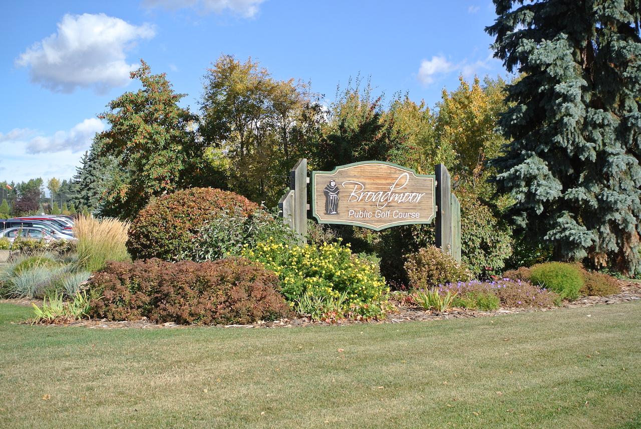 Broadmoor Golf