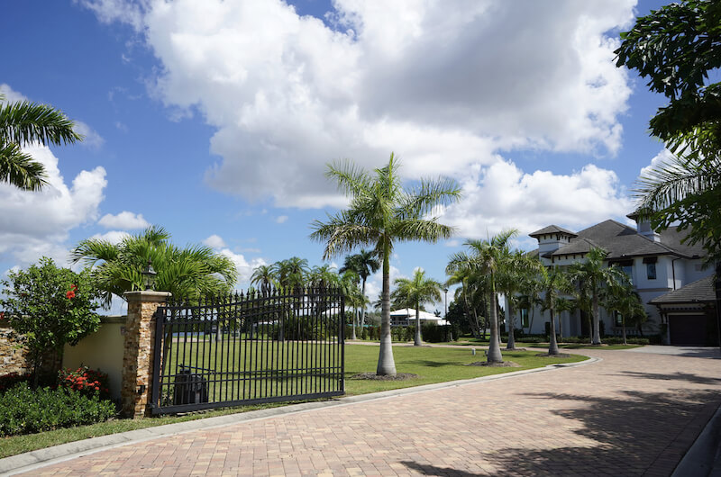 Bay Harbour Estates House in Fort Myers, Florida