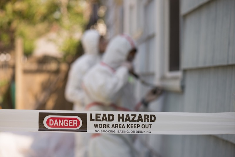 Common Sources of Lead in Homes
