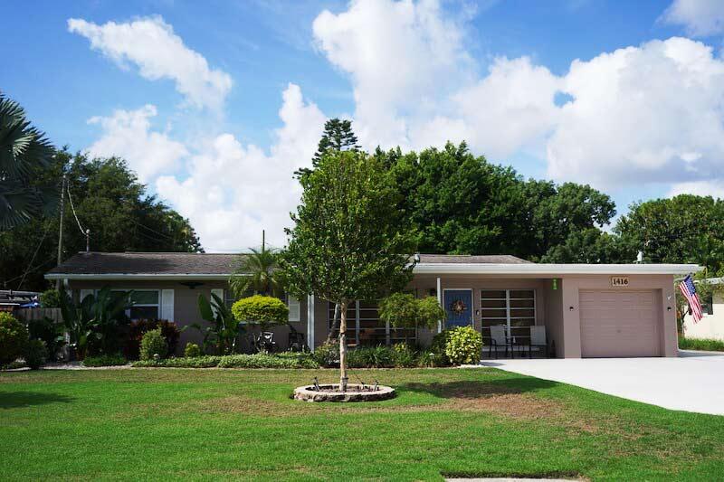 McGregor Groves Neighborhood in Fort Myer, Florida