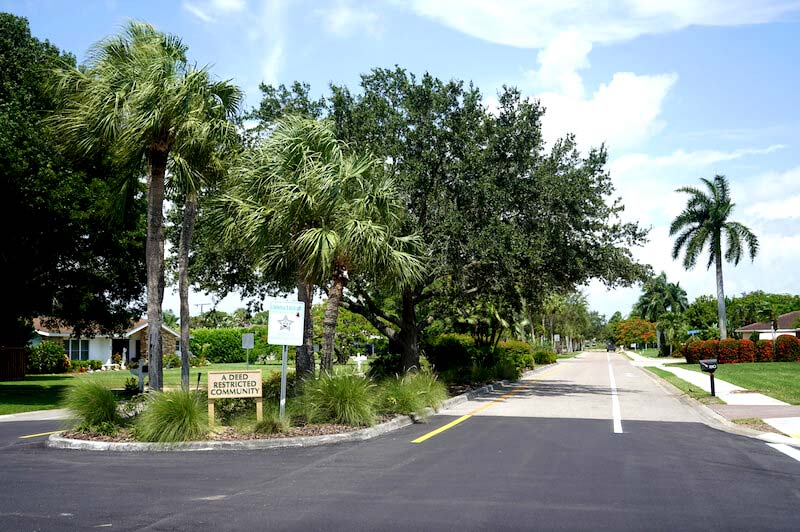 Tanglewood Houses in Fort Myer, Florida