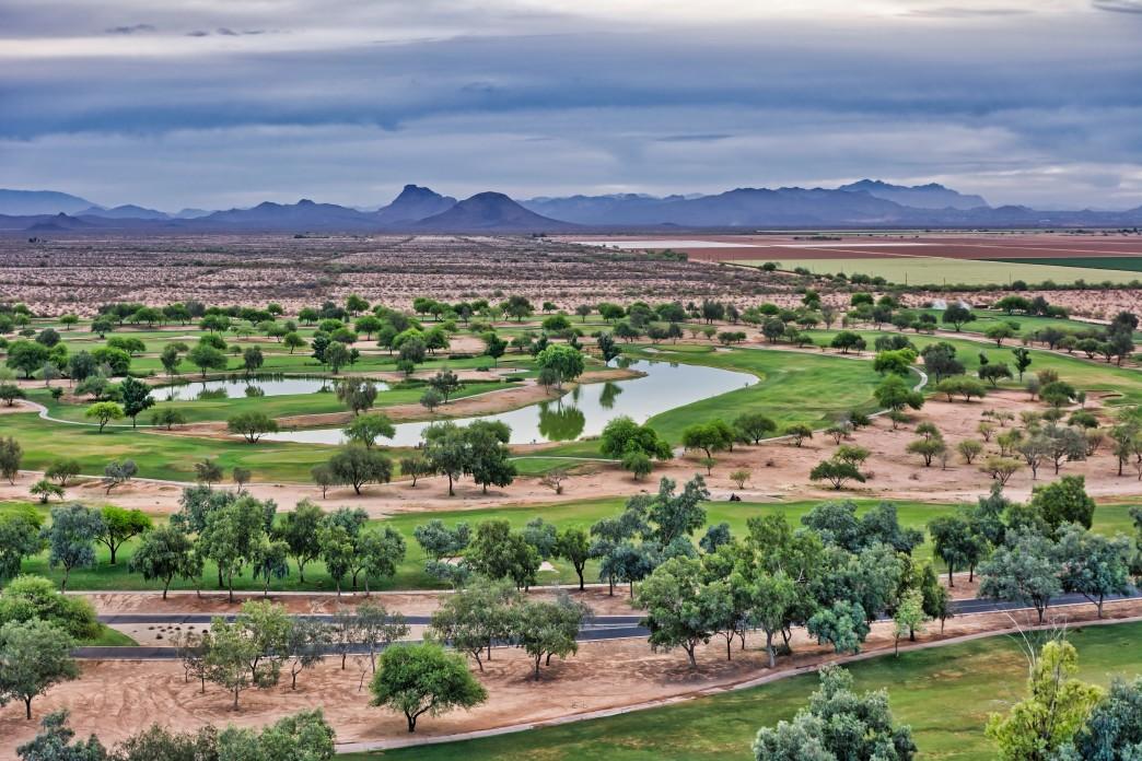 Golf Course Homes in Phoenix Metro Area