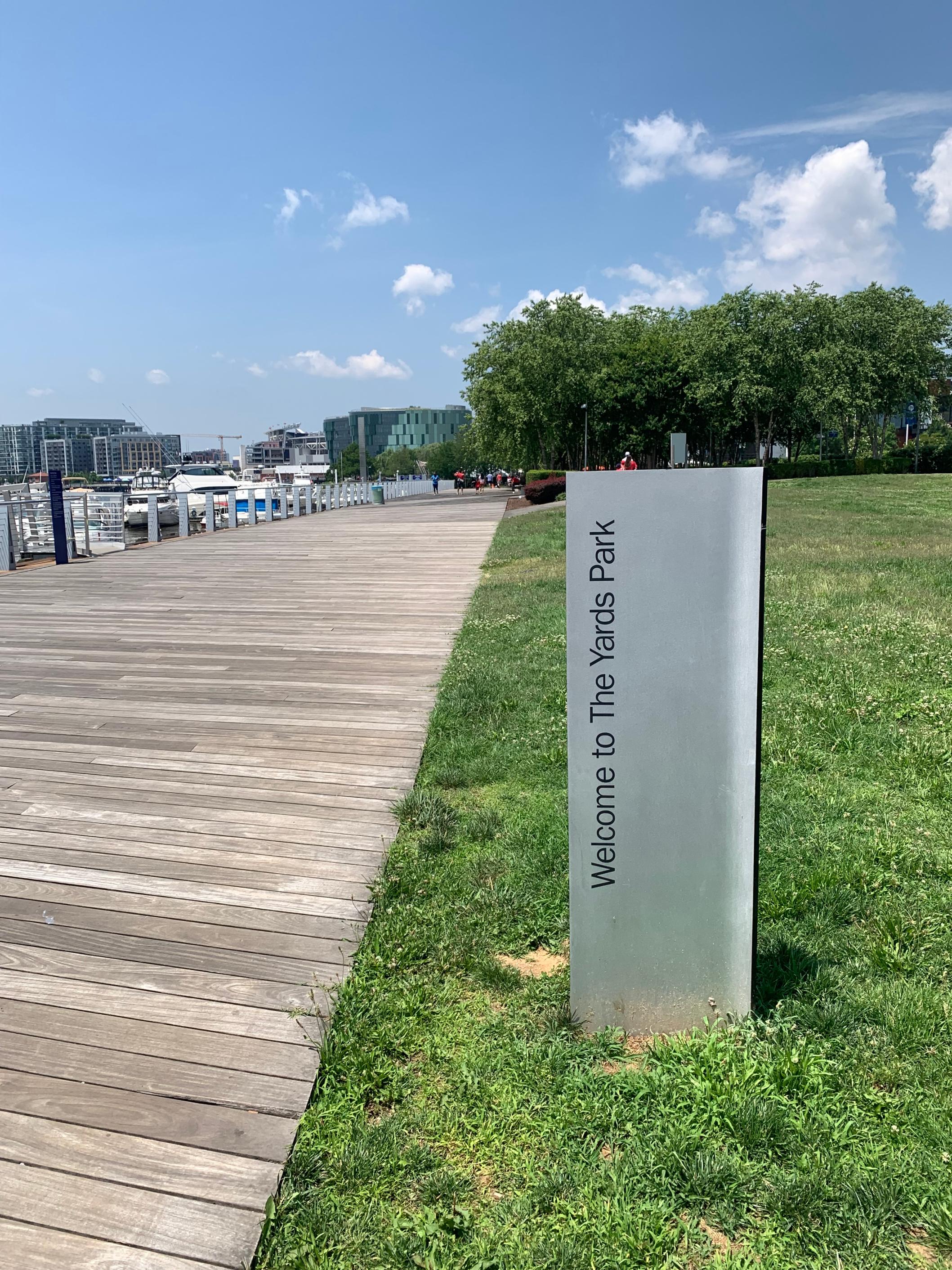 Anacostia Riverwalk Trail, DC