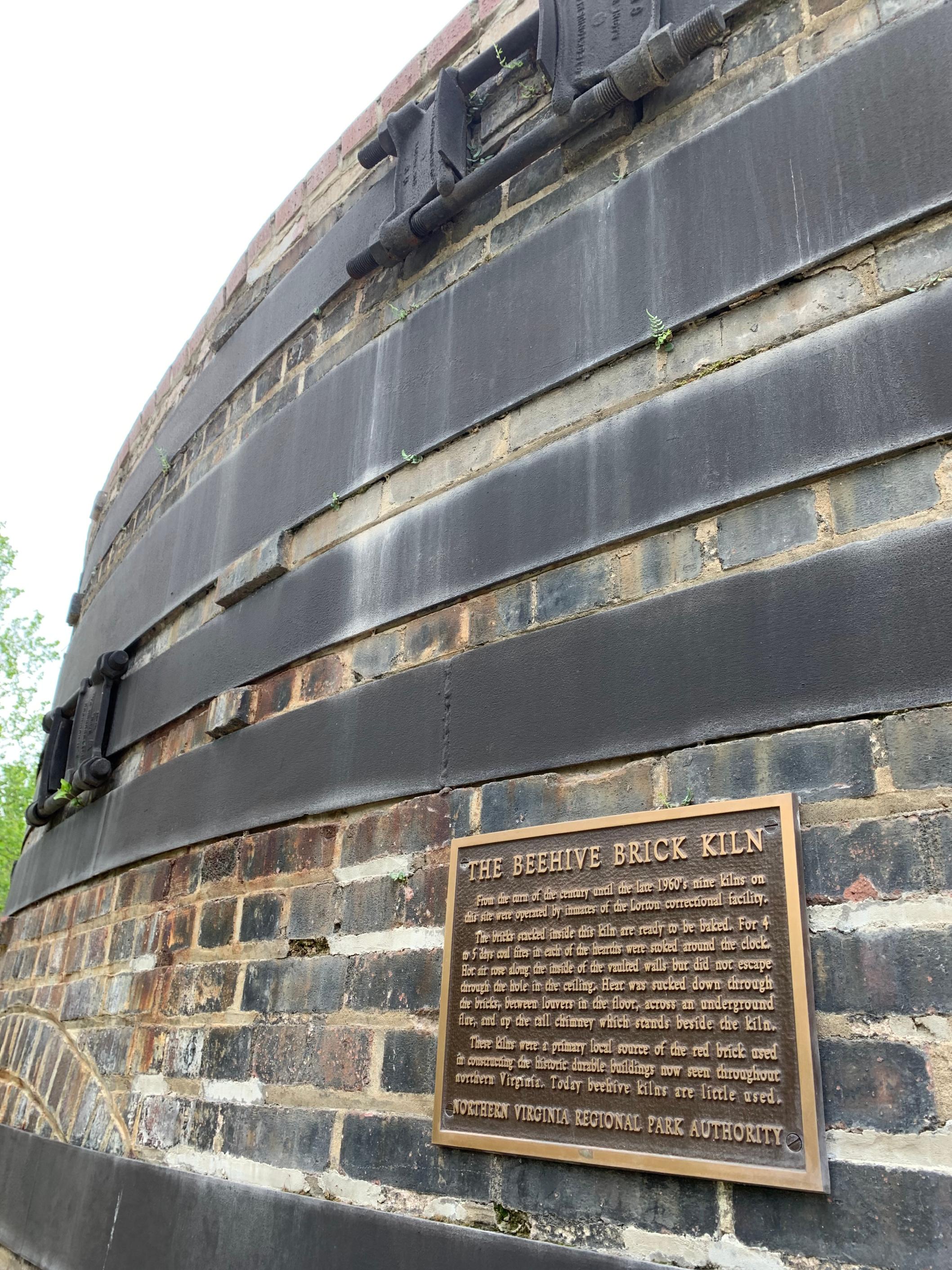Old Beehive brick kiln