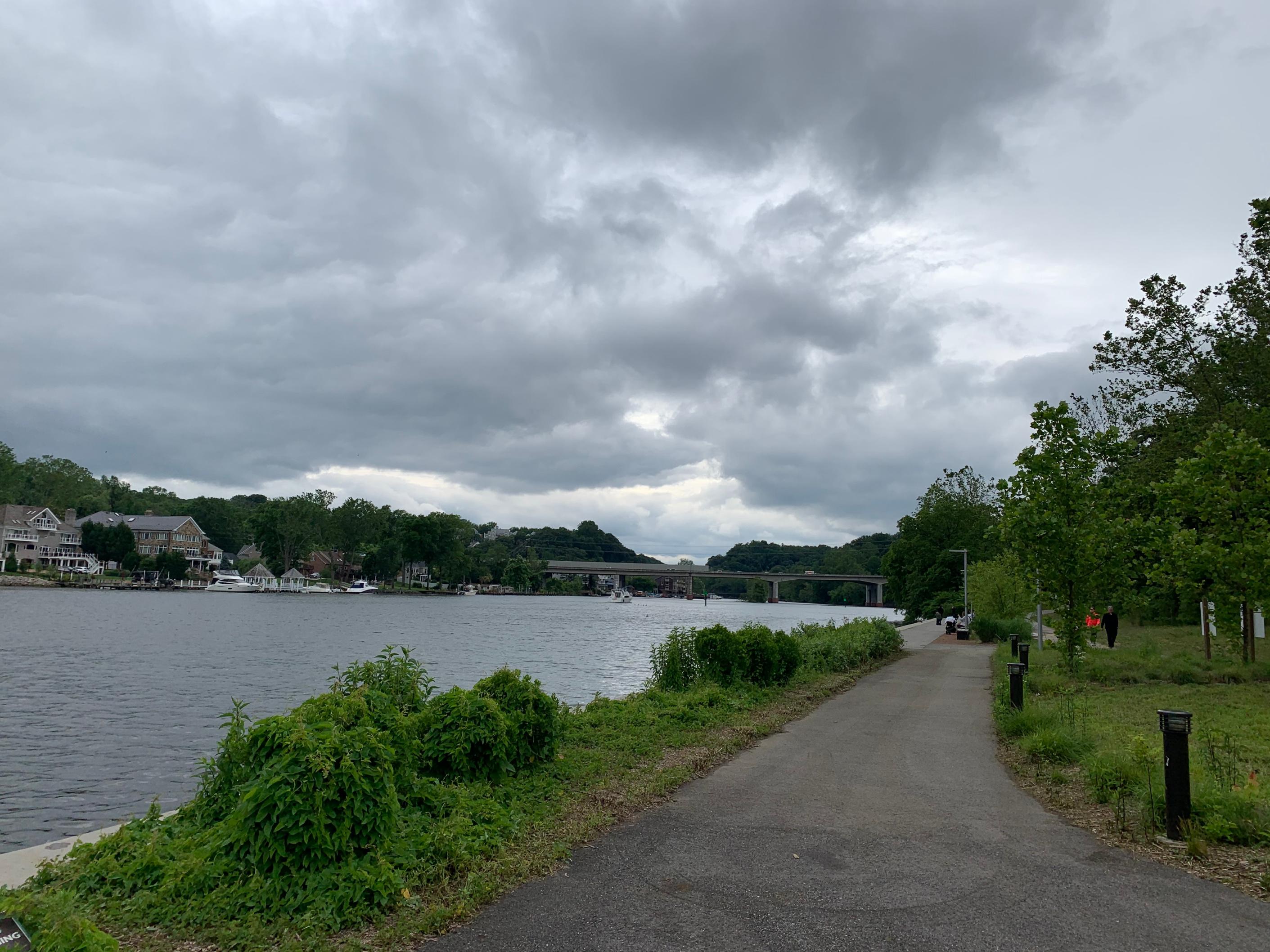 Occoquan Regional Park - river walk