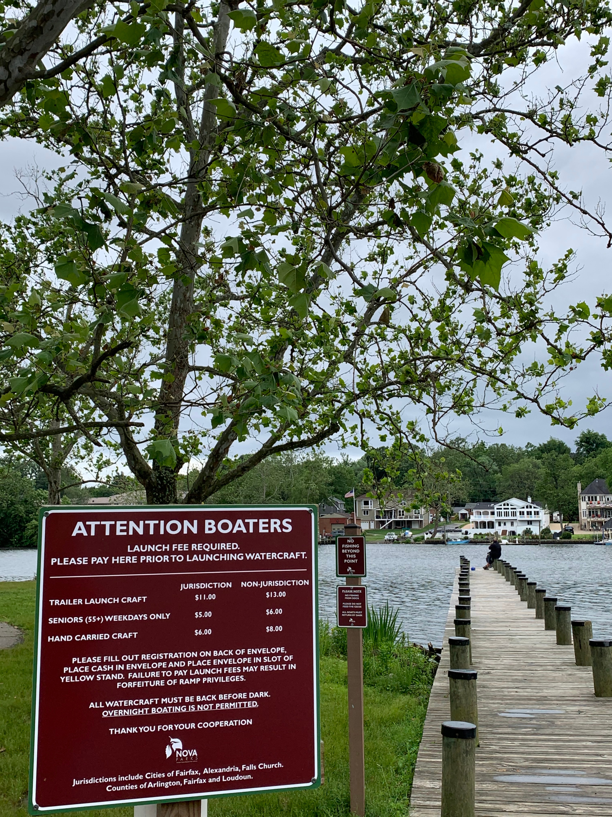 Occoquan Regional Park - canoes, paddle boards, kayaks