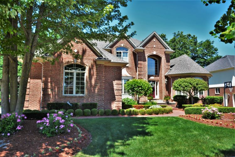 13507 Maple Lawn in Birchfield Subdivision, Shelby Twp