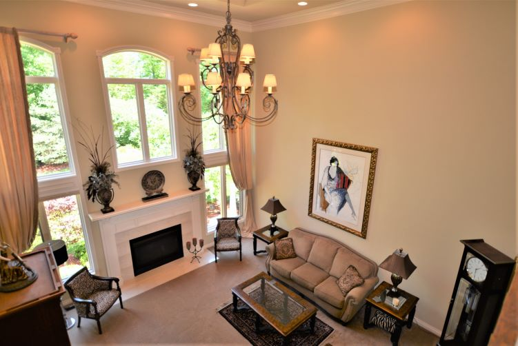 gREAT rOOM13507 Maple Lawn in Birchfield Subdivision, Shelby Twp
