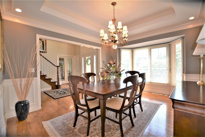13507 Maple Lawn in Birchfield Subdivision, Shelby Twp Dining
