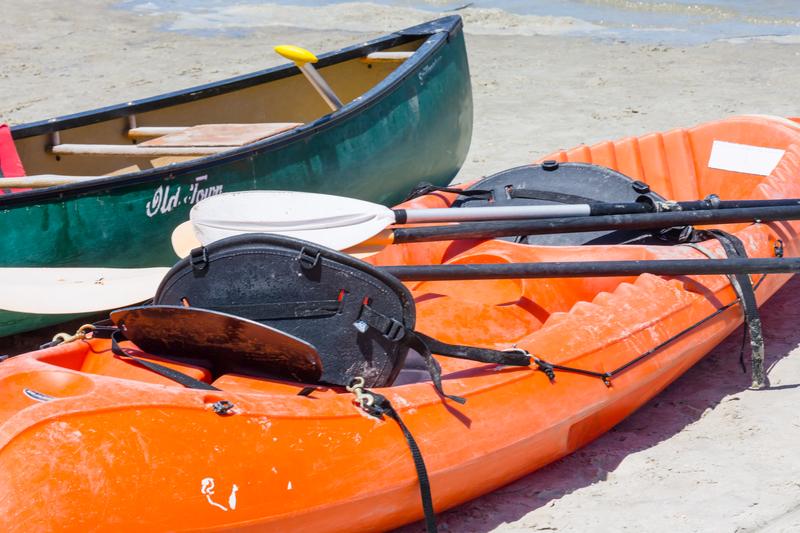 Kayak the Clinton River