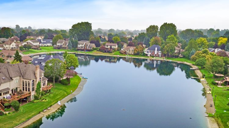Bannister Lakes Sub, Shelby Township