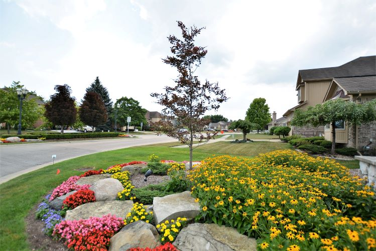 Rivergate Subdivision, Clinton Township