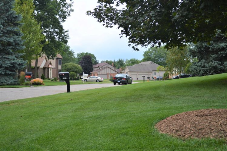Woodfield Subdivision in Washington Township