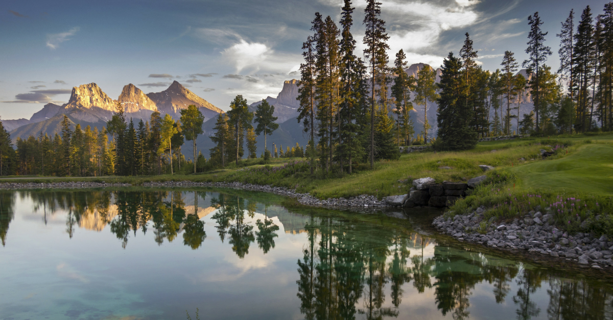 canmore rental
