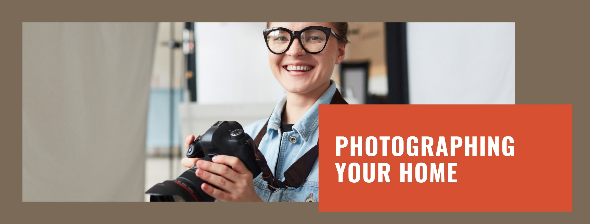Photographing Your Home