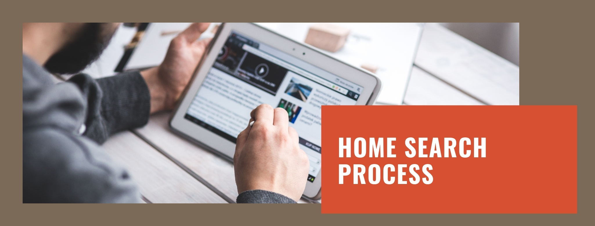 Home Search Process