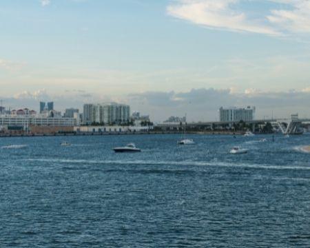 Living in Harbor View Resort & Marina
