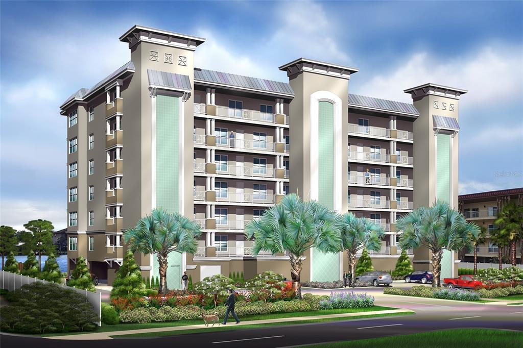 Dolphin Cay New Construction Condos in Island Estates - Clearwater Beach