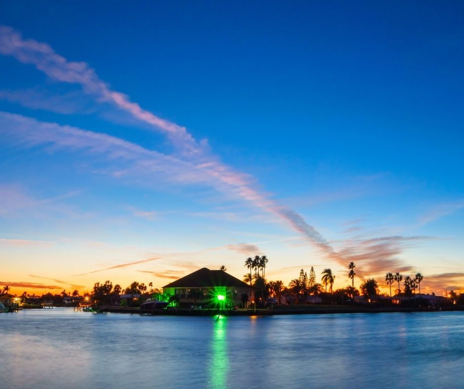 Florida Waterfront Homes for Sale